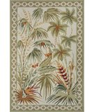 RugStudio presents Momeni Spencer SP-10 Sage Hand-Hooked Area Rug