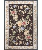 RugStudio presents Momeni Spencer SP-16 Black Hand-Hooked Area Rug