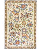 RugStudio presents Momeni Spencer SP-22 Beige Hand-Hooked Area Rug