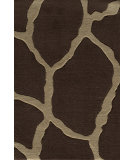 RugStudio presents Famous Maker Stossa 91930 Chocolate Machine Woven, Good Quality Area Rug