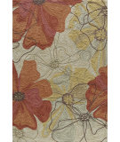 RugStudio presents Rugstudio Sample Sale 57484R Sand Hand-Hooked Area Rug
