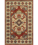 RugStudio presents Momeni Tangier Tan-4 Ivory Hand-Hooked Area Rug