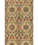RugStudio presents Momeni Tangier Tan-9 Gold Hand-Hooked Area Rug