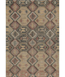 RugStudio presents Momeni Tangier Tan18 Black Hand-Hooked Area Rug