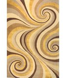 RugStudio presents Momeni Tibet TI-29 Brown Hand-Tufted, Best Quality Area Rug
