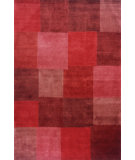 RugStudio presents Momeni Tuscany TU-01 Wine Hand-Knotted, Good Quality Area Rug