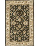 RugStudio presents Rugstudio Sample Sale 65871R Moss Green Hand-Hooked Area Rug
