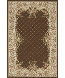 RugStudio presents Momeni Veranda VR-06 Brown Hand-Hooked Area Rug