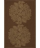 RugStudio presents Momeni Veranda VR-09 Brown Hand-Hooked Area Rug