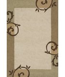 RugStudio presents Momeni Veranda VR-14 Cream Hand-Hooked Area Rug