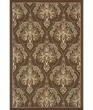 RugStudio presents Momeni Veranda VR-15 Brown Hand-Hooked Area Rug