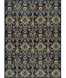 RugStudio presents Momeni Vintage Vin-1 Indigo Machine Woven, Best Quality Area Rug