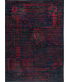 RugStudio presents Momeni Vintage Vin-5 Raspberry Machine Woven, Best Quality Area Rug