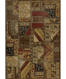 RugStudio presents Rugstudio Sample Sale 57508R Tribal Gold Machine Woven, Best Quality Area Rug