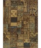 RugStudio presents Momeni Vintage Vin11 L.blue Machine Woven, Best Quality Area Rug