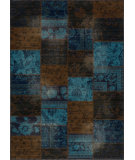 RugStudio presents Momeni Vintage Vin13 Indigo Machine Woven, Best Quality Area Rug