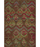 RugStudio presents Rugstudio Sample Sale 75114R Raspberry Machine Woven, Best Quality Area Rug
