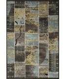 RugStudio presents Momeni Vogue Vg-01 Blue Machine Woven, Good Quality Area Rug