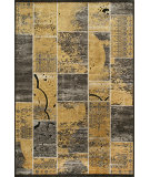 RugStudio presents Momeni Vogue Vg-01 Gold Machine Woven, Good Quality Area Rug