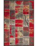RugStudio presents Momeni Vogue Vg-01 Red Machine Woven, Good Quality Area Rug