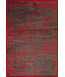 RugStudio presents Rugstudio Sample Sale 87651R Red Machine Woven, Good Quality Area Rug