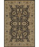 RugStudio presents Momeni Zarin ZR-02 Charcoal Hand-Tufted, Best Quality Area Rug