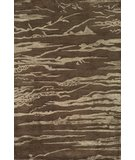 RugStudio presents Momeni Zen ZEN-2 Brown Hand-Tufted, Best Quality Area Rug