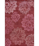 RugStudio presents Momeni Zen Zen-4 Magenta Hand-Tufted, Best Quality Area Rug