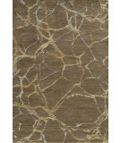 RugStudio presents Momeni Zen Zen-5 Brown Hand-Tufted, Best Quality Area Rug
