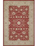 RugStudio presents Momeni Ziegler ZE-01 Red Machine Woven, Better Quality Area Rug