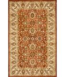 RugStudio presents Monti MRJ-63 Textured 24812 Rust Hand-Tufted, Good Quality Area Rug