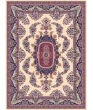 RugStudio presents Moren Rugs Emerald Kayseri Beige Machine Woven, Best Quality Area Rug