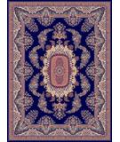 RugStudio presents Moren Rugs Emerald Kayseri Navy Machine Woven, Best Quality Area Rug