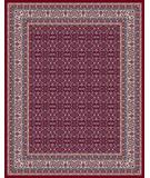 RugStudio presents Moren Rugs Emerald Shah Abbas P27 Red Machine Woven, Best Quality Area Rug