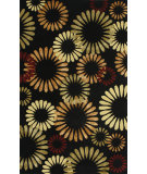 RugStudio presents Noble House Citadel Cit-411 Black / Multi Hand-Tufted, Good Quality Area Rug