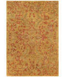 RugStudio presents Noble House Legacy Leg-1502 Gold Hand-Knotted, Best Quality Area Rug