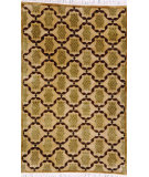 RugStudio presents Noble House Nepal 105 M. Gold Hand-Knotted, Good Quality Area Rug