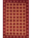 RugStudio presents Noble House Nepal R-102 Red Hand-Knotted, Good Quality Area Rug