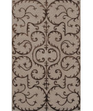 RugStudio presents Noble House Amber Amb-703 Beige / Brown Hand-Tufted, Good Quality Area Rug