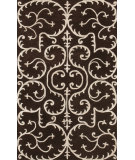 RugStudio presents Noble House Amber Amb-704 Brown / Beige Hand-Tufted, Good Quality Area Rug