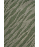 RugStudio presents Noble House Ariel Ari-106 Green Hand-Tufted, Better Quality Area Rug