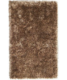 RugStudio presents Noble House Crystal Crym-2506 Beige/Dark Brown Area Rug