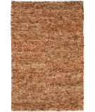 RugStudio presents Noble House Eyeball Eye-2005 Rust / Brown / Beige Area Rug