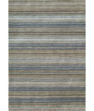 RugStudio presents Noble House Fantasy Fan-1305 Blue / Multi Area Rug