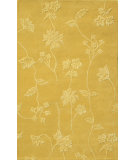 RugStudio presents Noble House Florence Flor-4603 Light Gold Hand-Tufted, Good Quality Area Rug