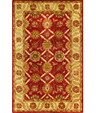 RugStudio presents Noble House Golden Gold-807 Rust / Beige Hand-Tufted, Best Quality Area Rug