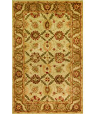 RugStudio presents Noble House Golden Gold-808 Beige / Gold Hand-Tufted, Best Quality Area Rug