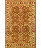 RugStudio presents Noble House Golden Gold-809 Gold / Beige Hand-Tufted, Best Quality Area Rug