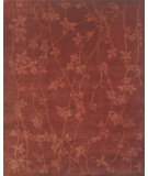 RugStudio presents Noble House Mario 53 Brown-Lt. Brown Hand-Knotted, Good Quality Area Rug