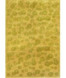 RugStudio presents Noble House Mario M-110 Lt. Green-Green Hand-Knotted, Good Quality Area Rug